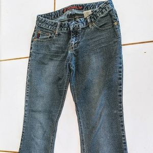 Mudd Women's Jeans (size 7)